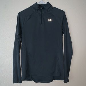 Under Armour Semi-Fitted Long Sleeve Sweatshirt